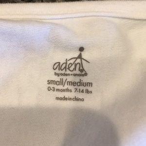 aden + anais Pajamas - Lot of 2 aden + anais Easy Swaddle 👶
